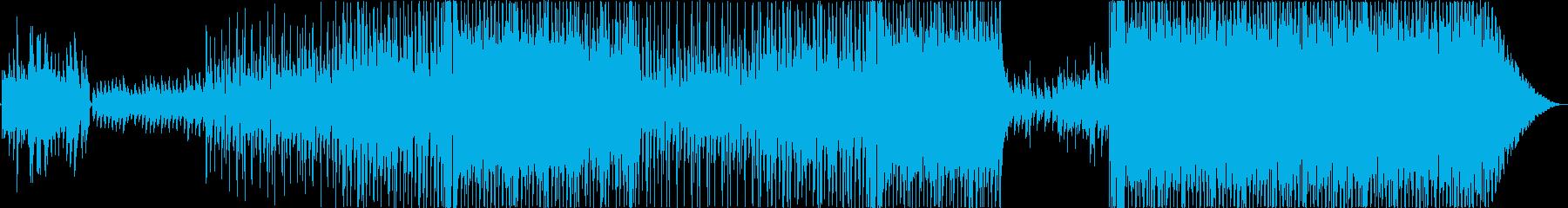 【メロディ抜き】J-POP風卒業・思い出の再生済みの波形