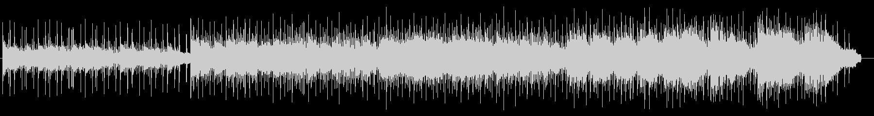 FM音源を使ったほんわかバラードの未再生の波形