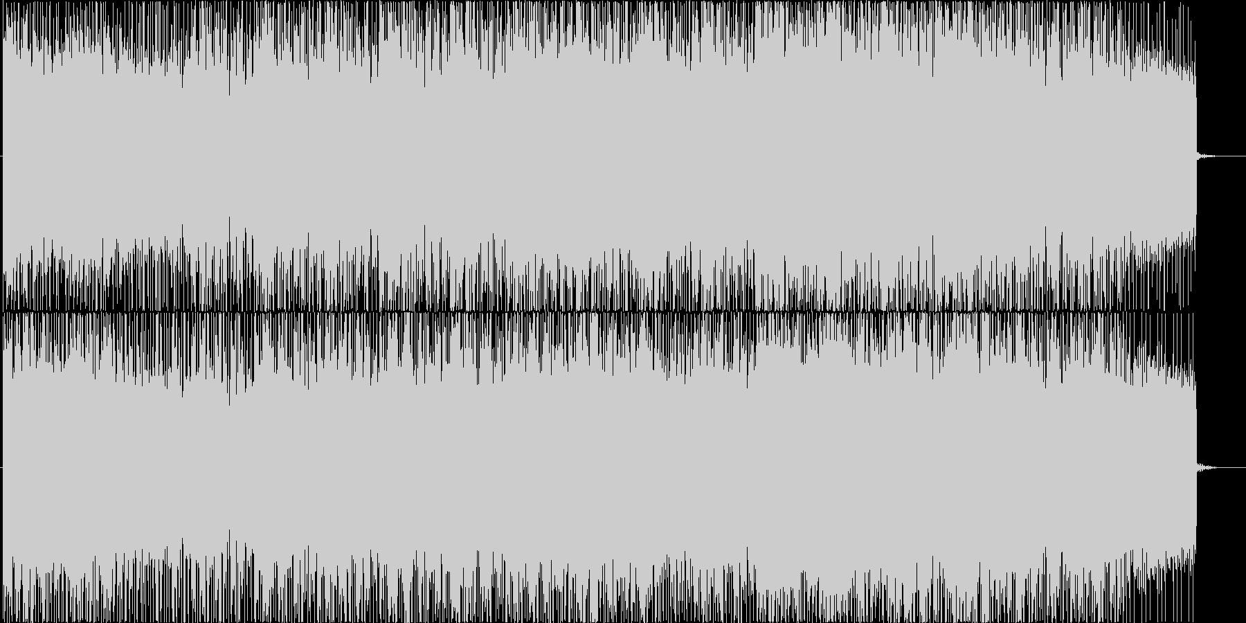 やわらかくて やさしい エレクトロニカの未再生の波形