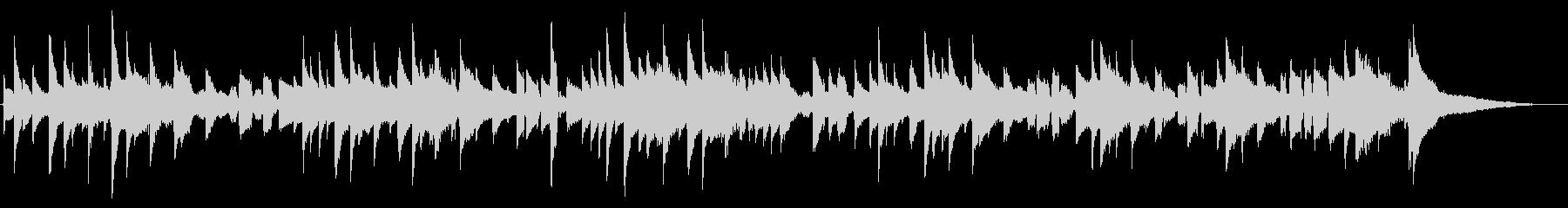 ほのぼの、場面展開などに最適な短い曲の未再生の波形