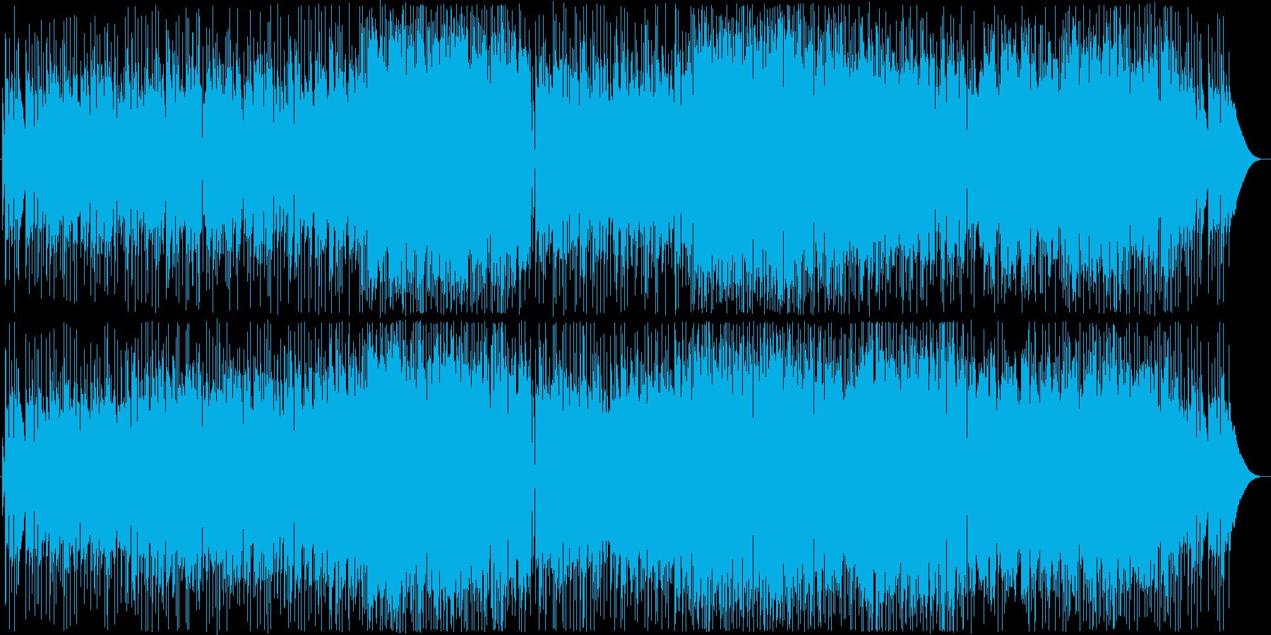 男性Vo  切ない泣きメロ・ポップスの再生済みの波形