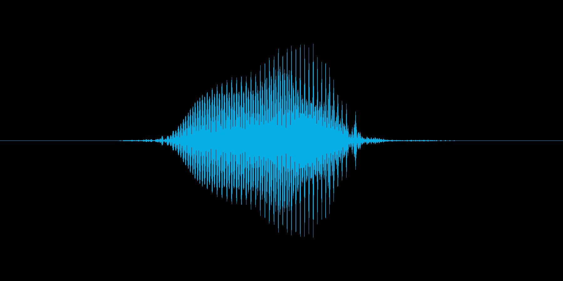 2(2、に)の再生済みの波形