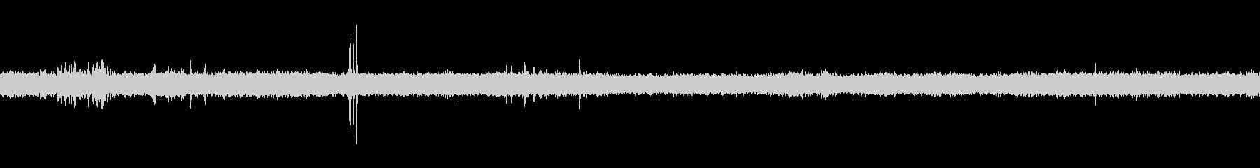【環境音】虫、鳥──秋の里山その1の未再生の波形