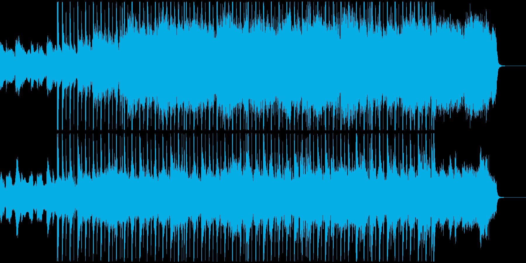 動きだす街を奏でるエレピ・ドラム・弦楽の再生済みの波形