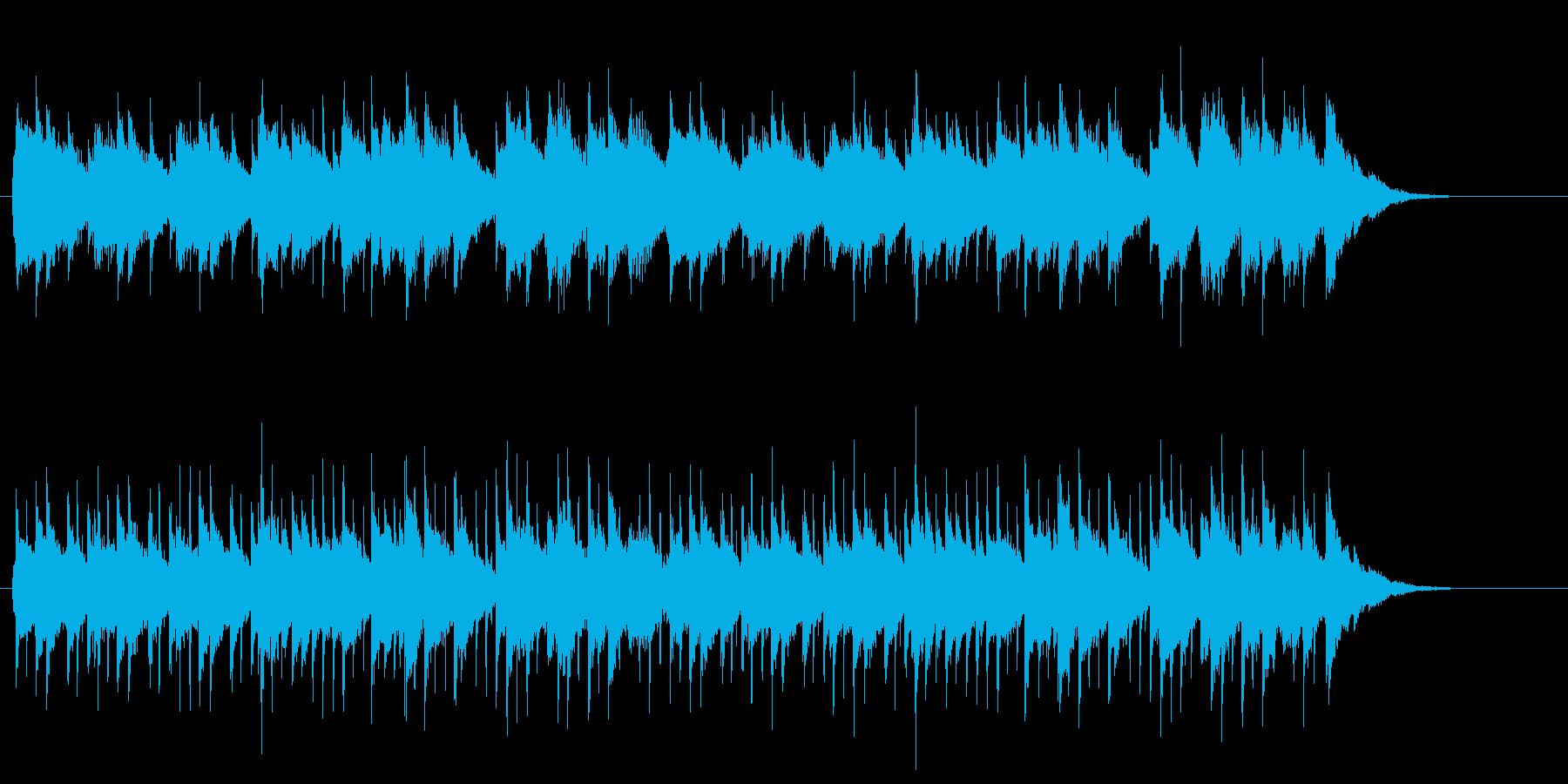 感傷に浸るアコースティック・ポップスの再生済みの波形