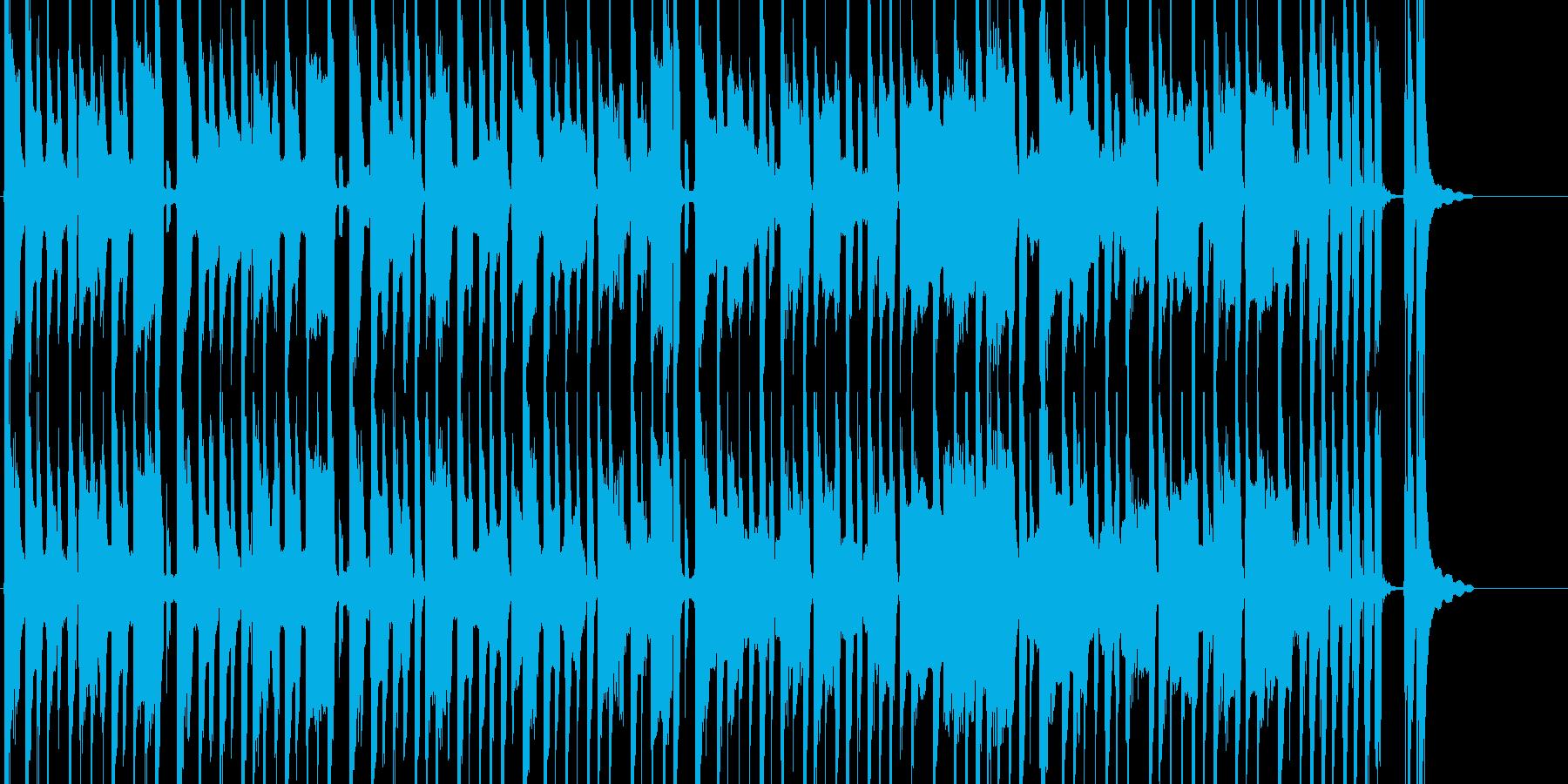リコーダー ポップ へなちょこの再生済みの波形