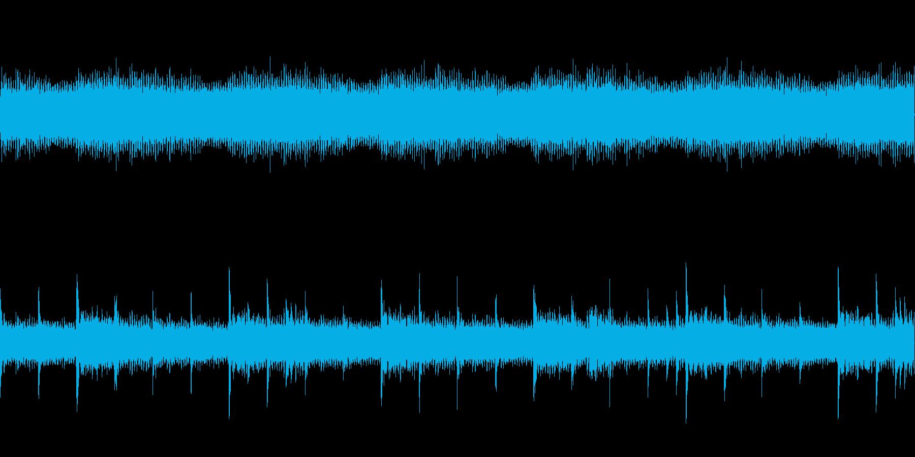 【ドラム・ベース抜き】おしゃれでメロデ…の再生済みの波形