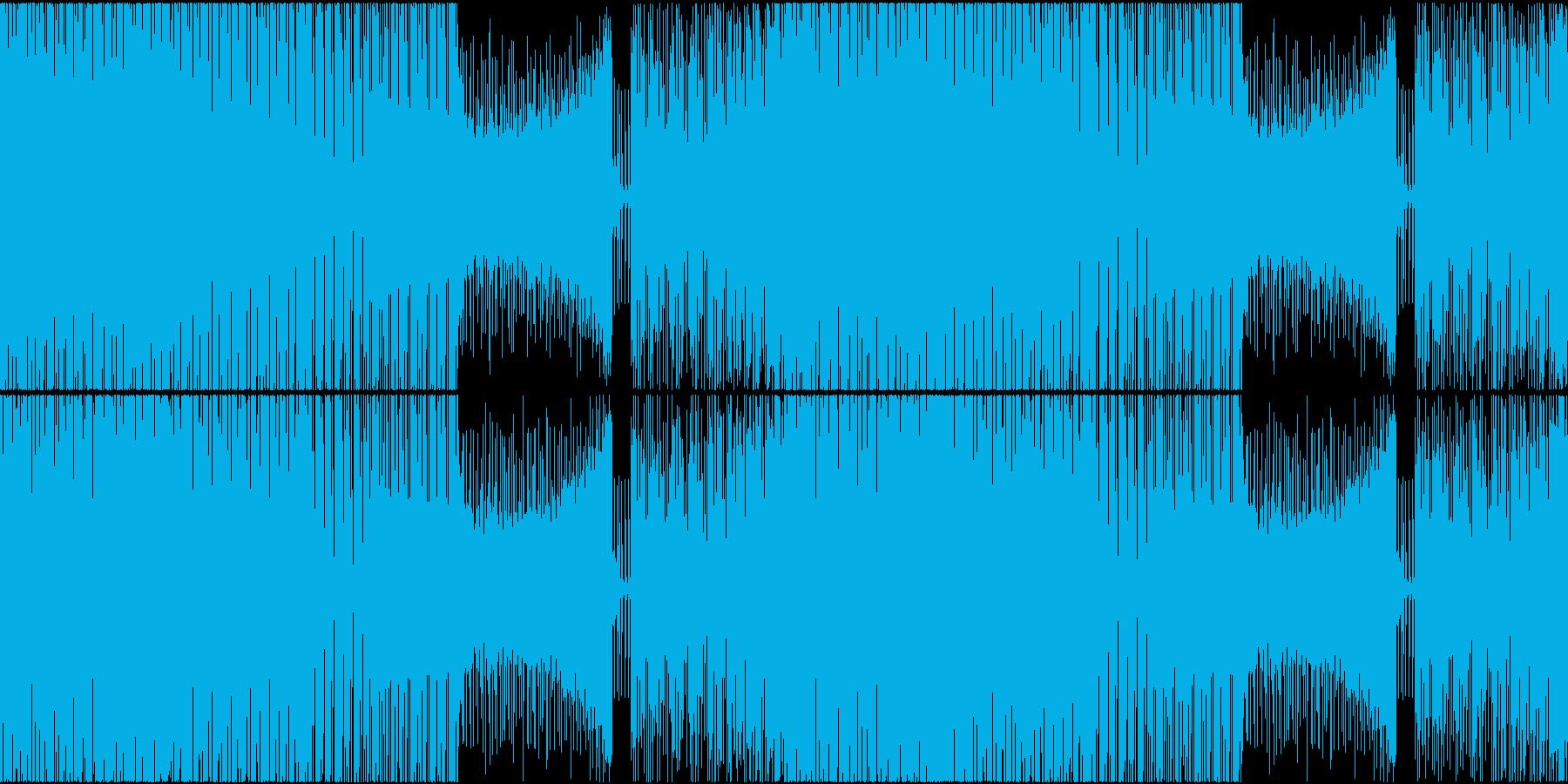EDM トロピカル チャート メジャーLの再生済みの波形