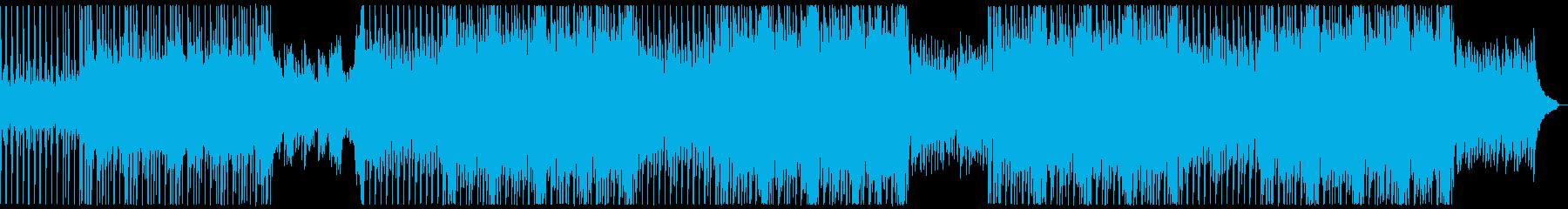 【ベース抜き】爽やかでおしとやかなうき…の再生済みの波形