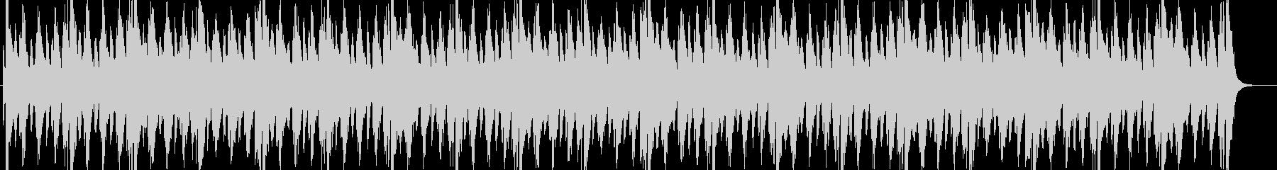 「闇のドン」を感じさせるオケ曲の未再生の波形
