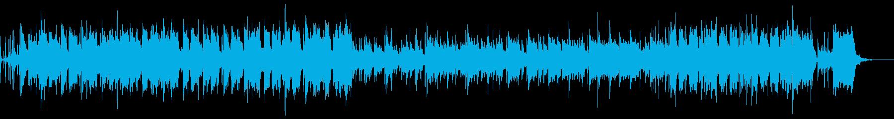 カジノゲームに合うビッグバンドBGMですの再生済みの波形