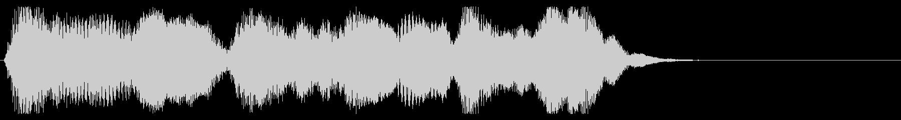 リザルトなどの未再生の波形