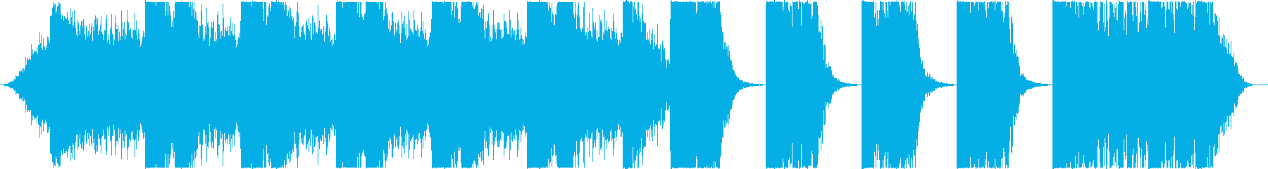 緊迫系トレーラー(打楽器中心) の再生済みの波形