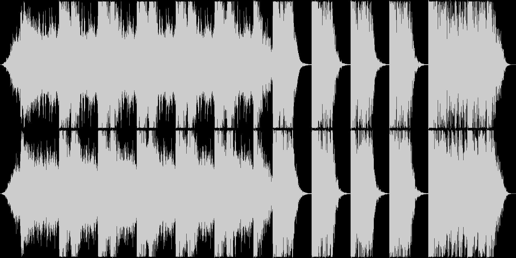 緊迫系トレーラー(打楽器中心) の未再生の波形