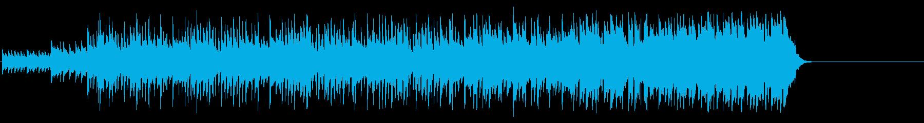 企画PR向け爽やかポップ(A~サビ~…)の再生済みの波形