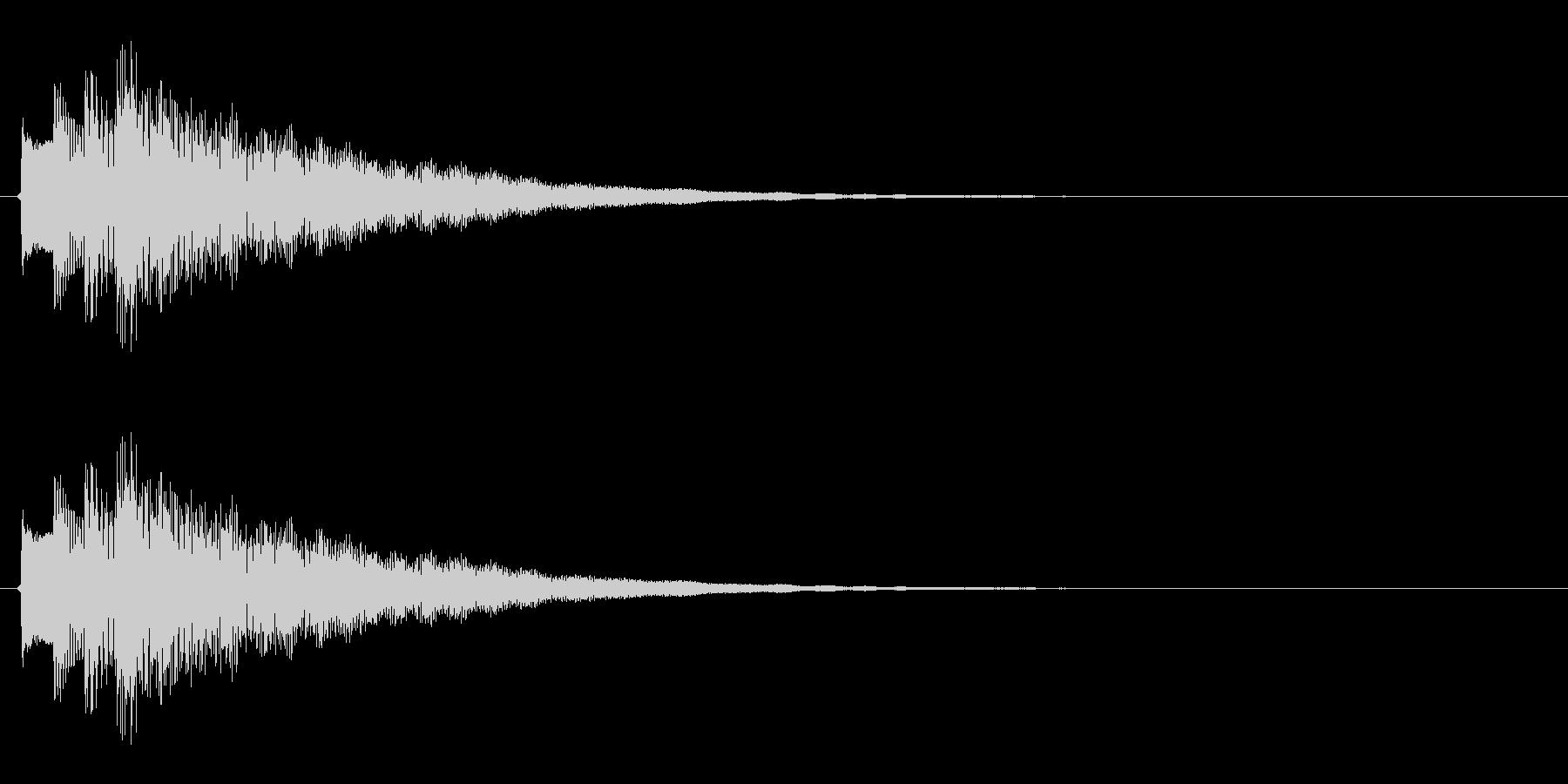 キラリン↑(かわいい、メルヘン、絵本)の未再生の波形
