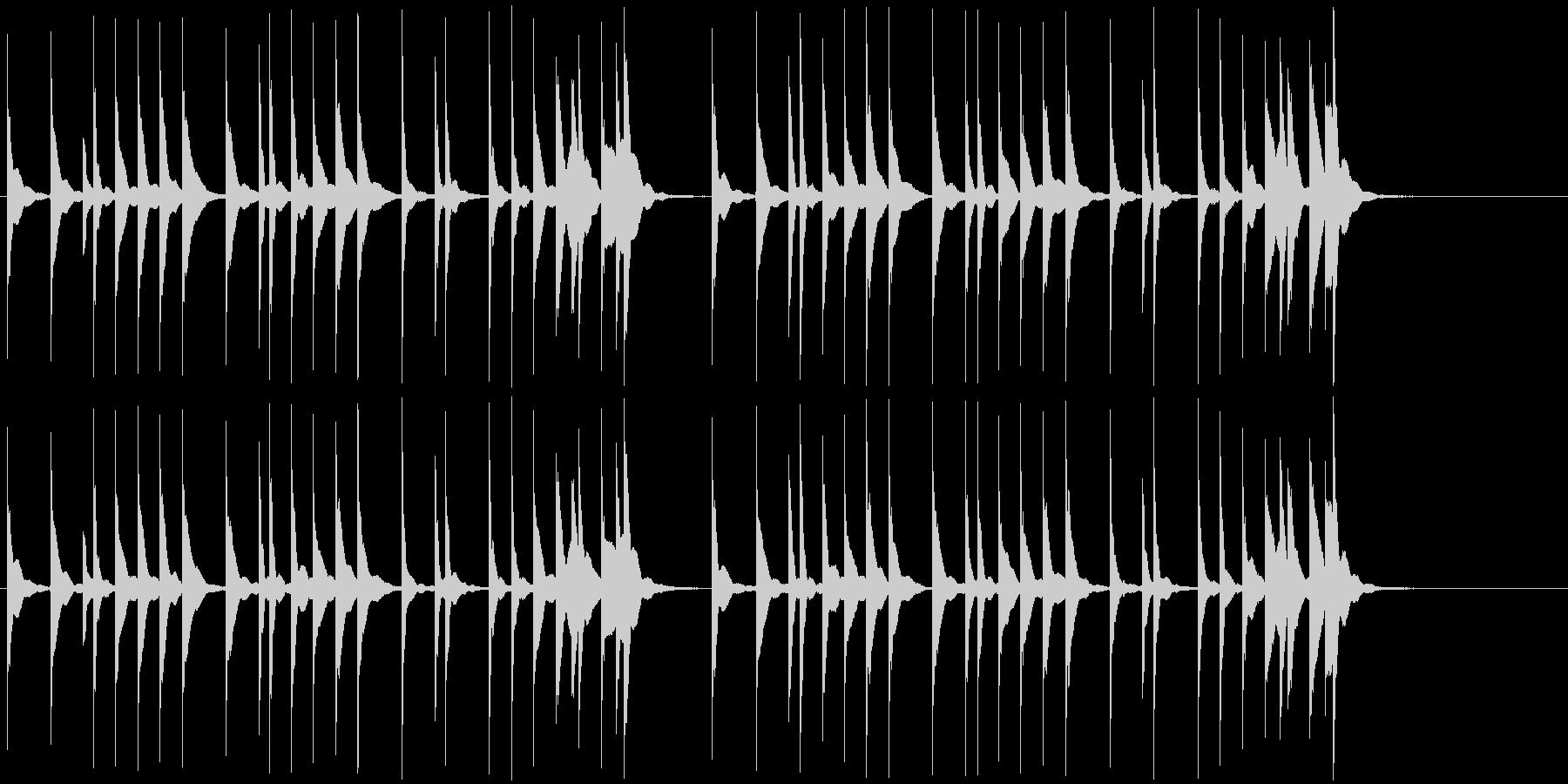 ウェディングでぜひご使用ください。ウェ…の未再生の波形