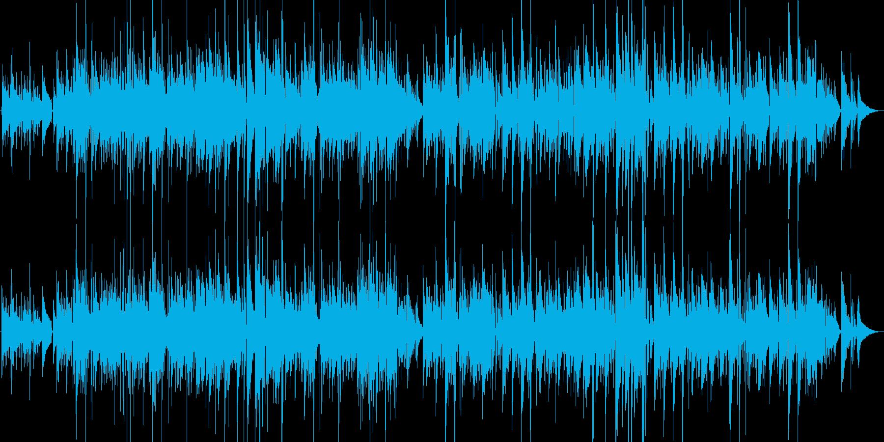 浜辺の歌(アコギインスト曲)の再生済みの波形