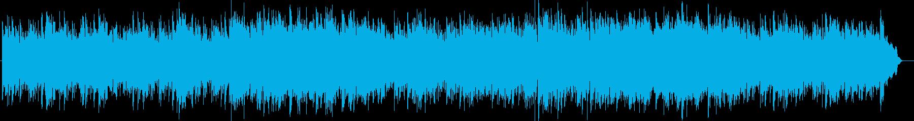 優しい風のようなピアノ楽曲_fastの再生済みの波形