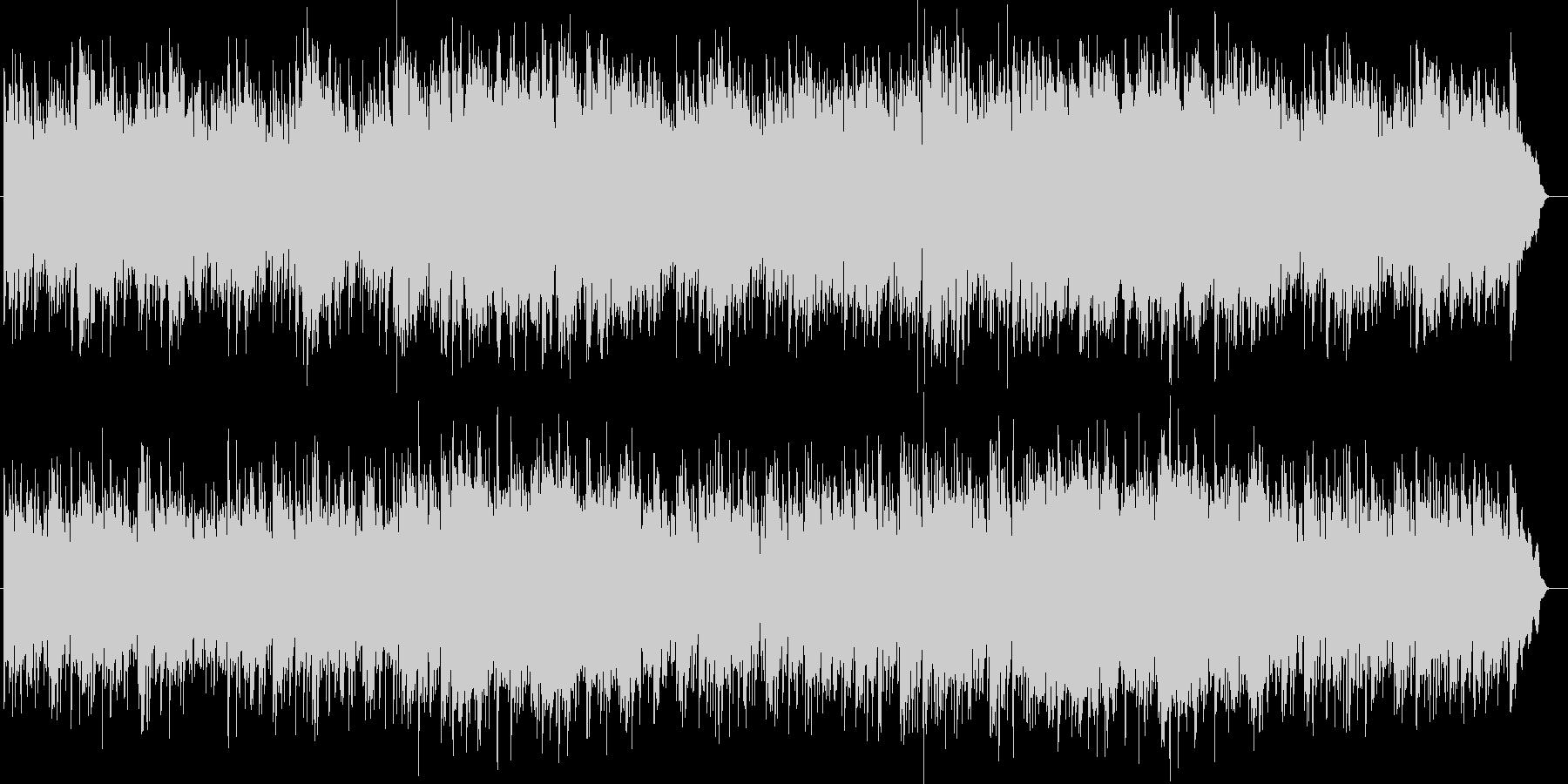 優しい風のようなピアノ楽曲_fastの未再生の波形