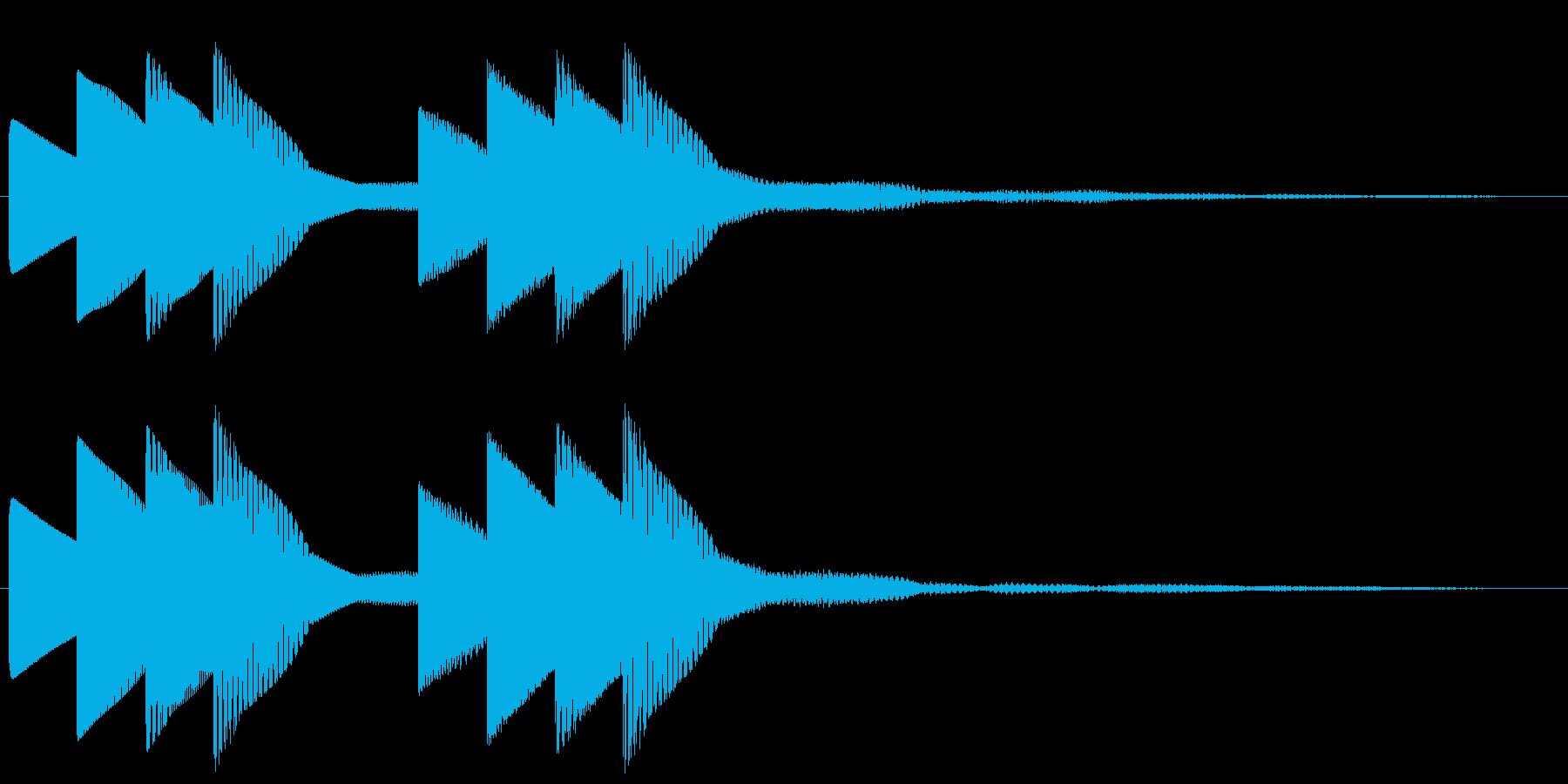 テロリラテロリラ(アラートに最適)の再生済みの波形