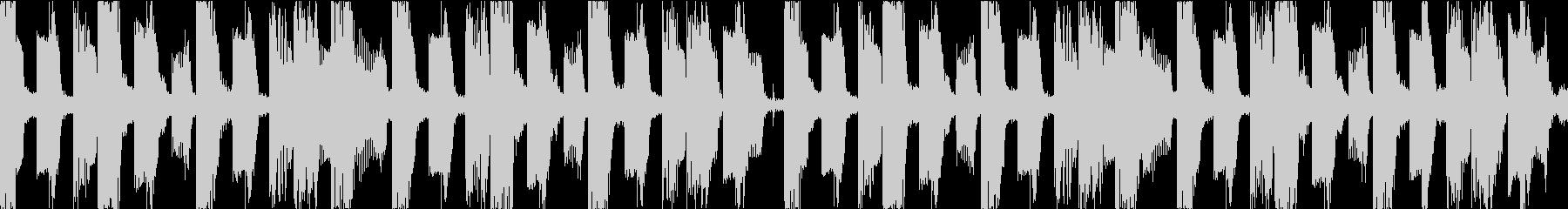 BGM03 シンセ 15秒ループの未再生の波形