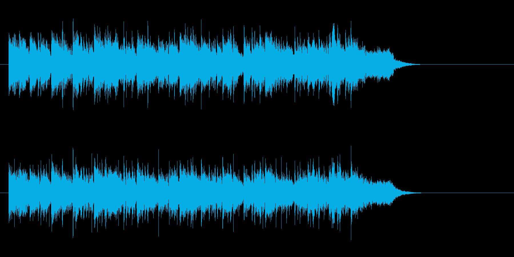 リゾート感覚 パラダイス・サウンドの再生済みの波形