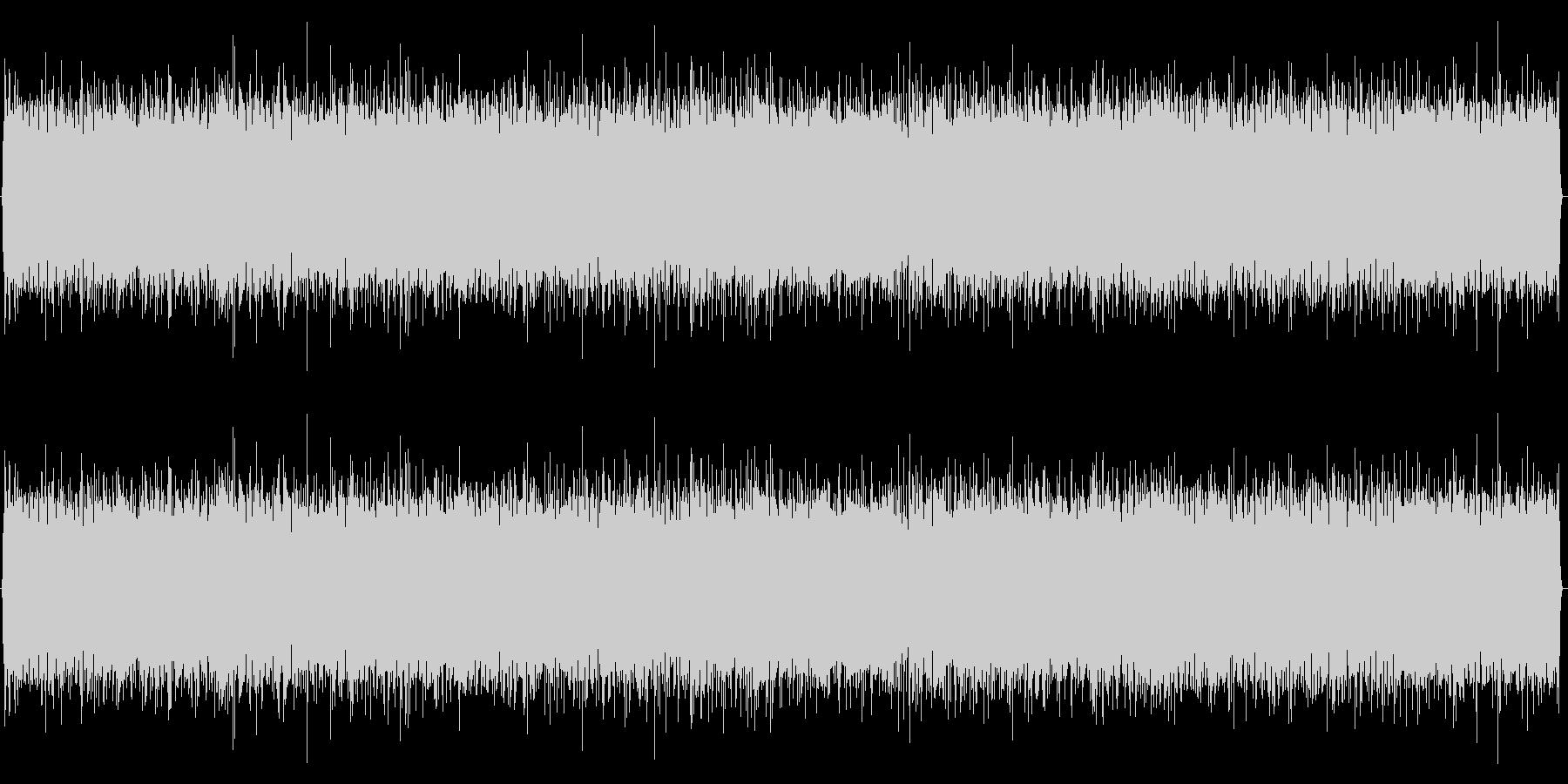 映写機01-2の未再生の波形