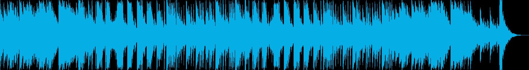Jpopのアコースティックアレンジ風の再生済みの波形