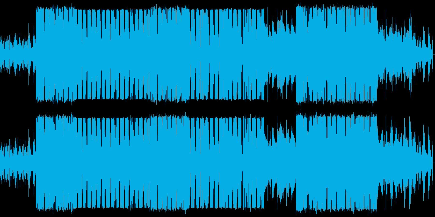 アコギとストリングスが印象的なラブソングの再生済みの波形