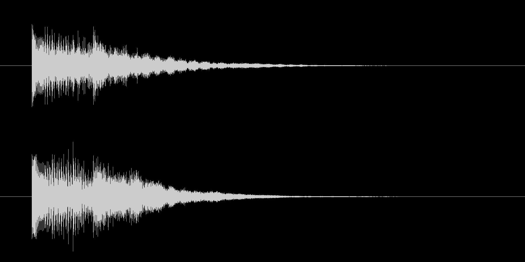 トゥルリリンの未再生の波形