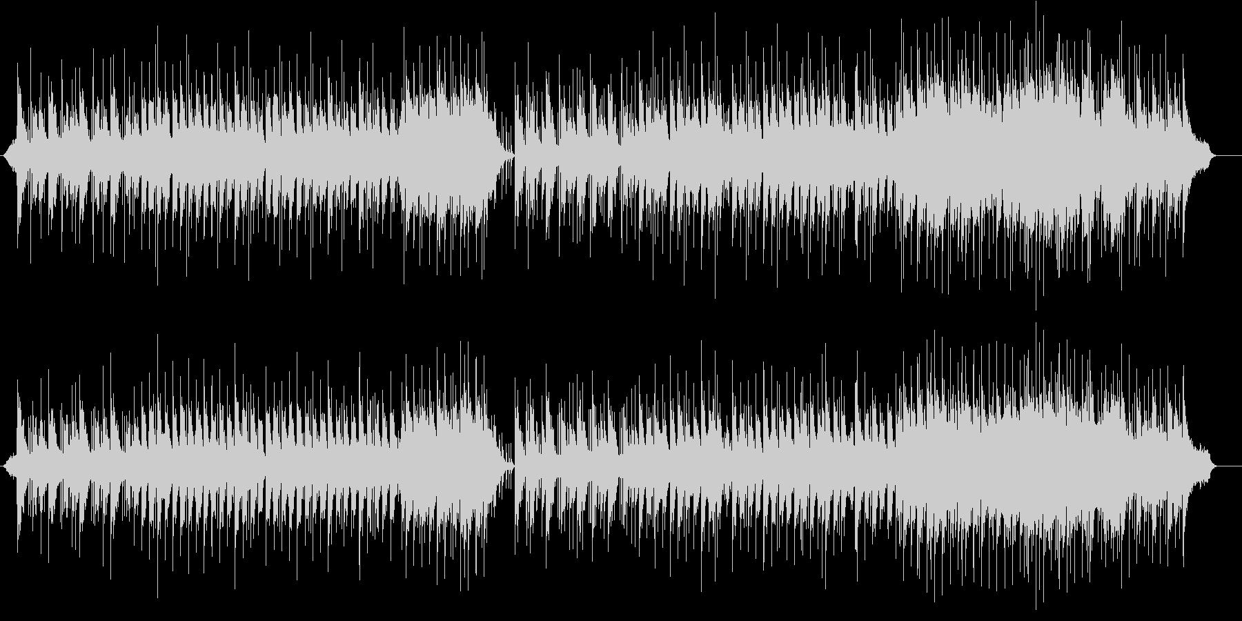 シルキーなコテンポラリー・バラードの未再生の波形