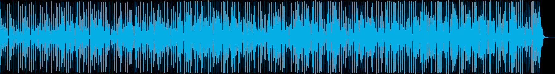 大江戸/コミカル・ギャグの再生済みの波形