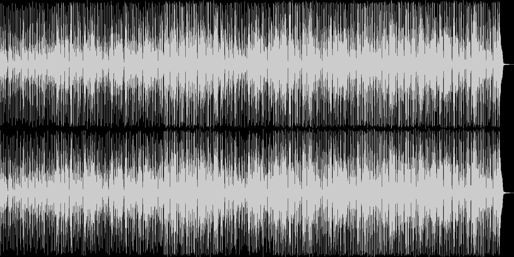 大江戸/コミカル・ギャグの未再生の波形