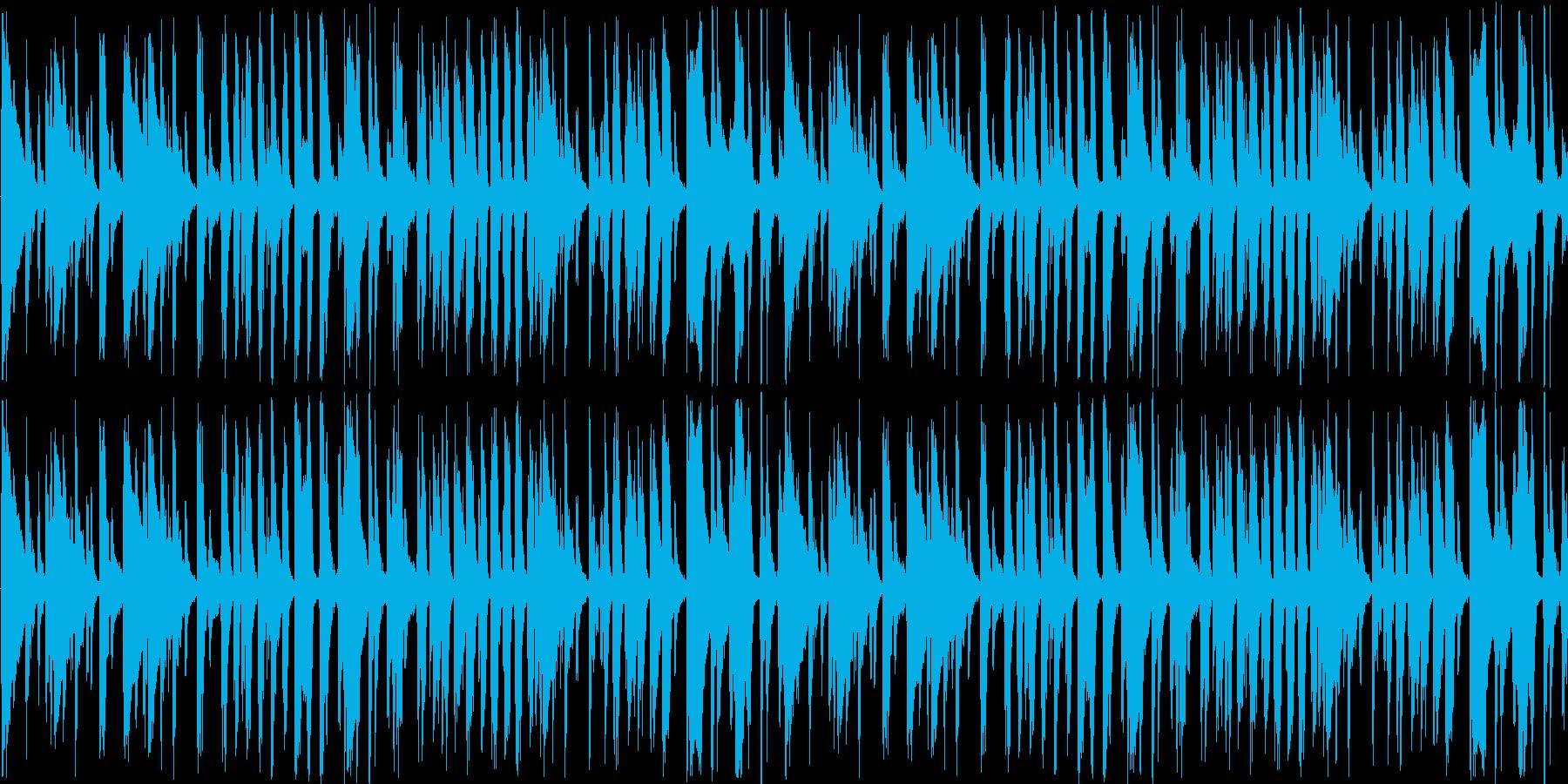 【コミカル/ホルン/ポップ】の再生済みの波形