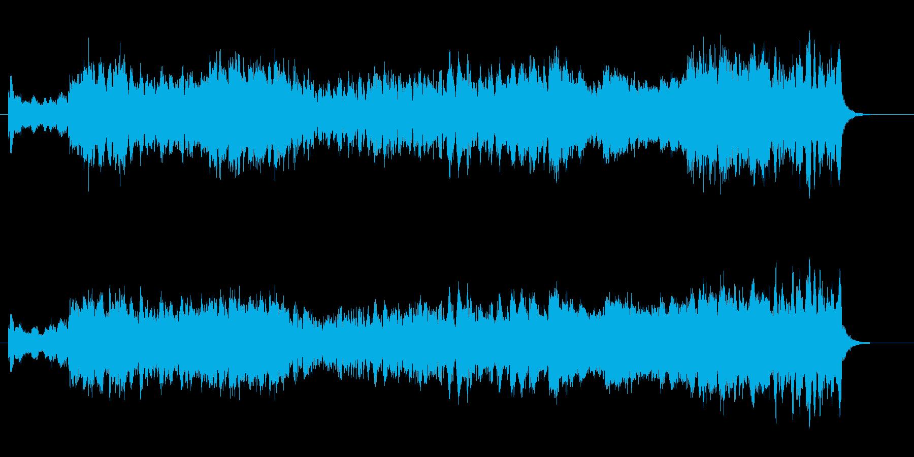 シンフォニック・サウンド/サントラ風の再生済みの波形