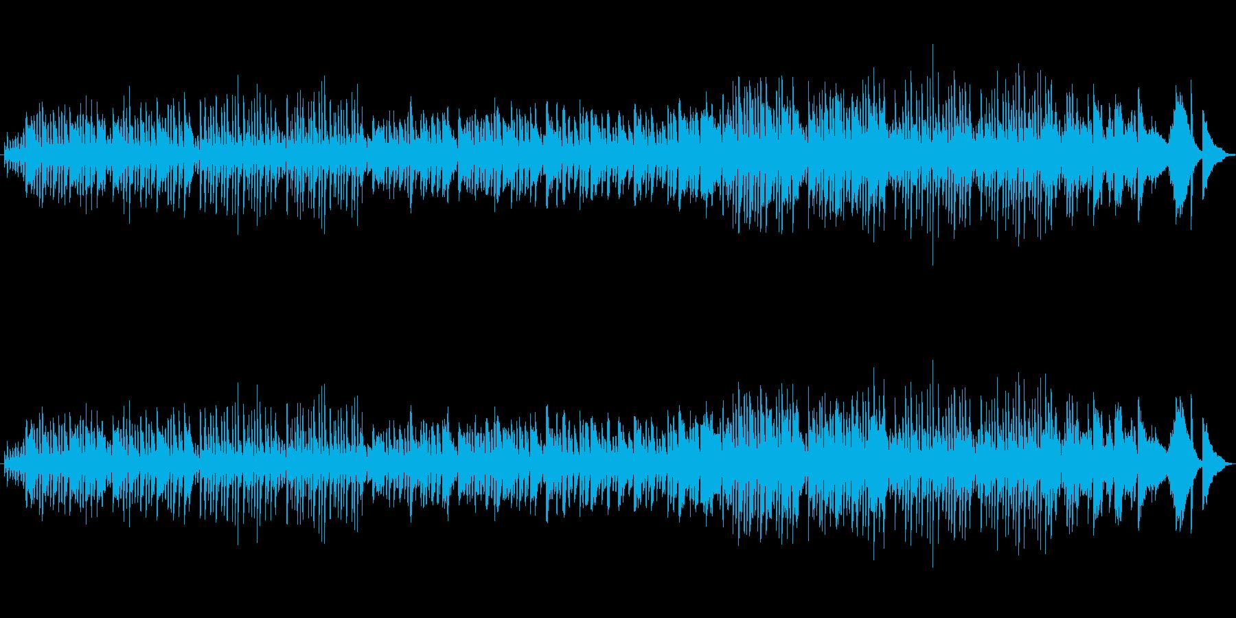 ピアノソロ メリーさんの羊 童謡 可愛いの再生済みの波形