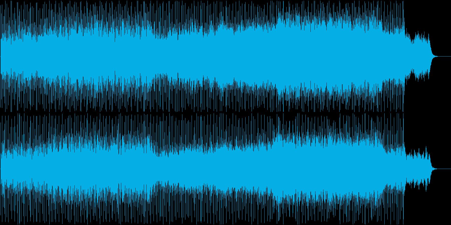 神秘 幻想 けだるい 自然 浮遊 水 星の再生済みの波形