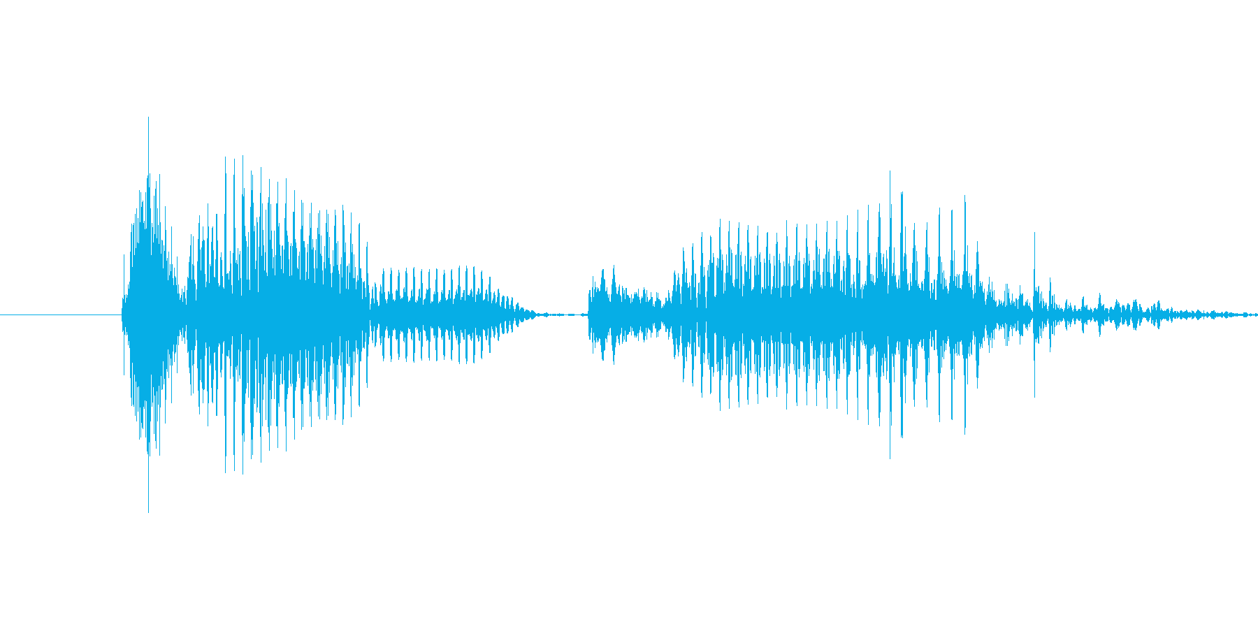 「10 PM」英語発音の再生済みの波形