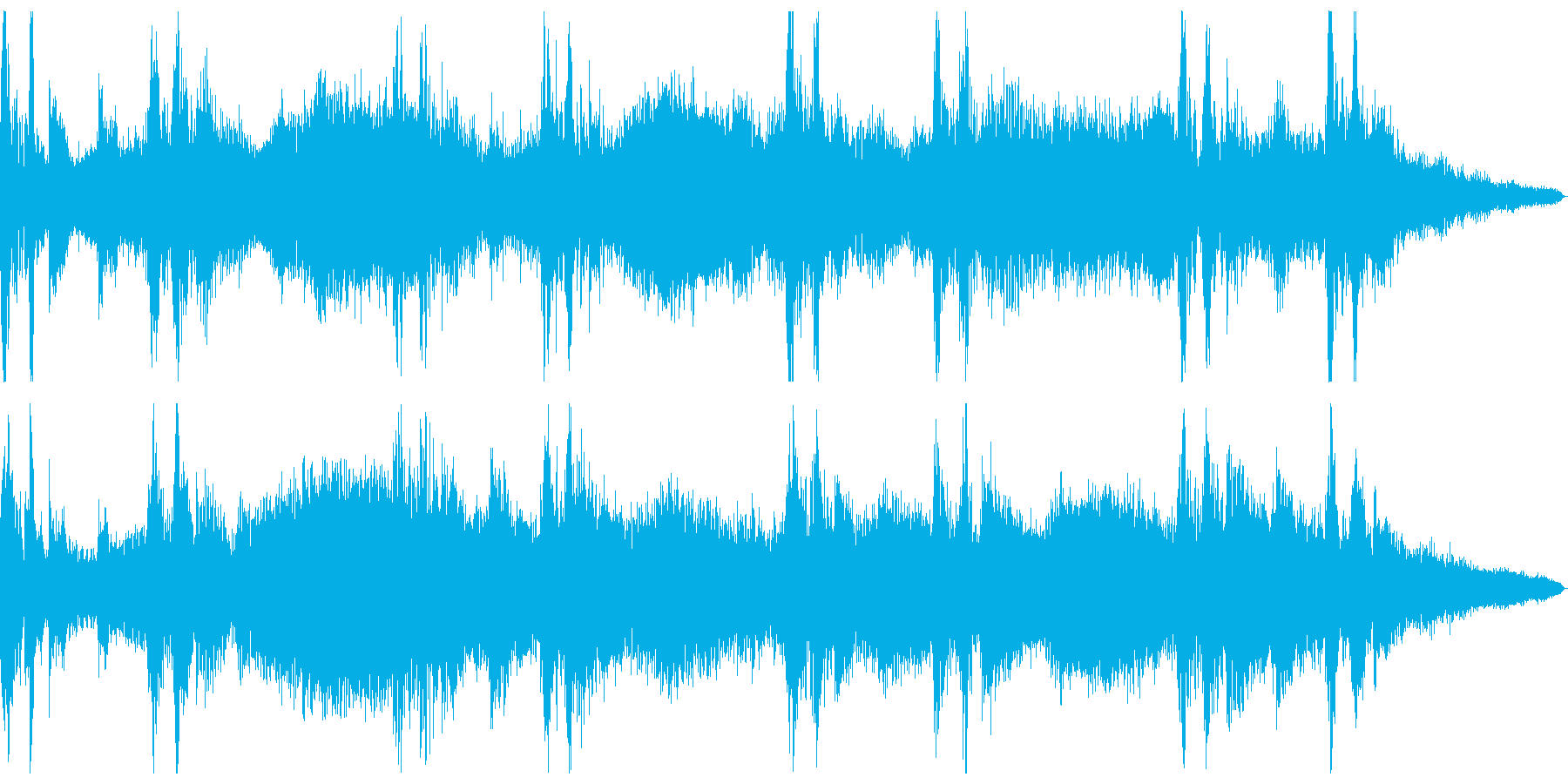 奇妙な世界・不可解な出来事【ショート版】の再生済みの波形