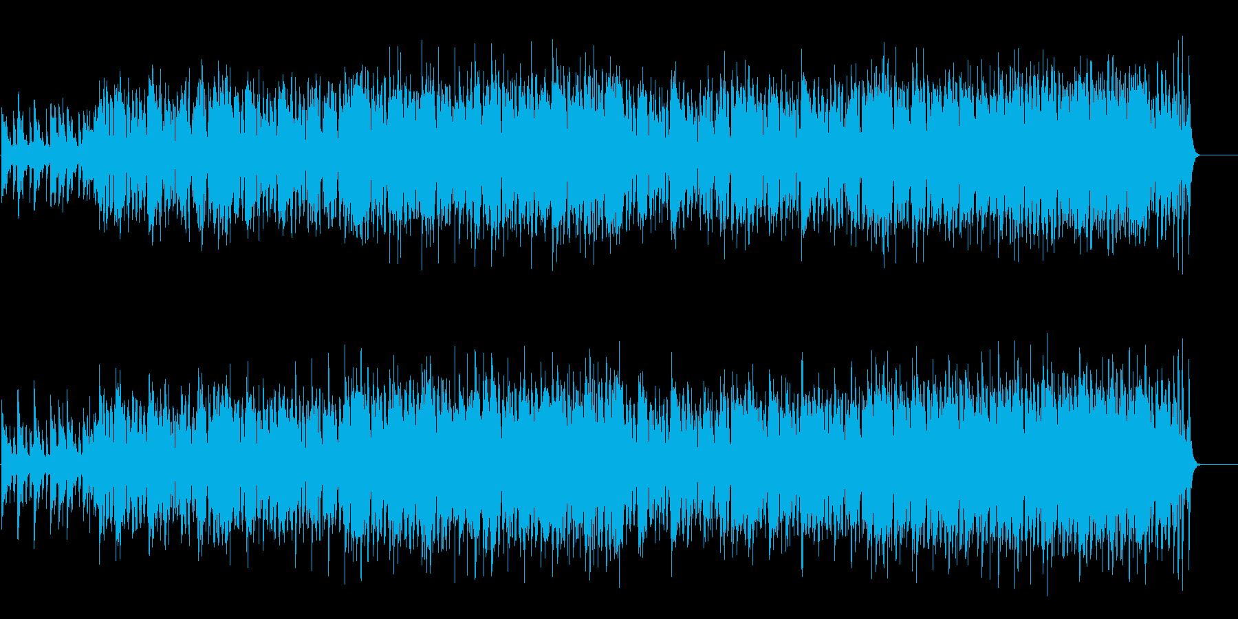 おちつきのスタイリッシュ・ポップスの再生済みの波形