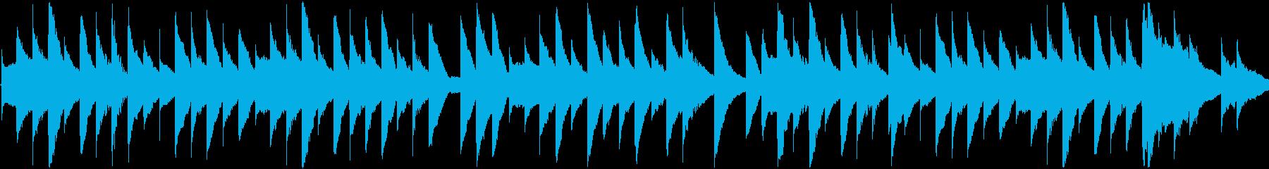 【オルゴール版】ゆったり温かい雰囲気の…の再生済みの波形
