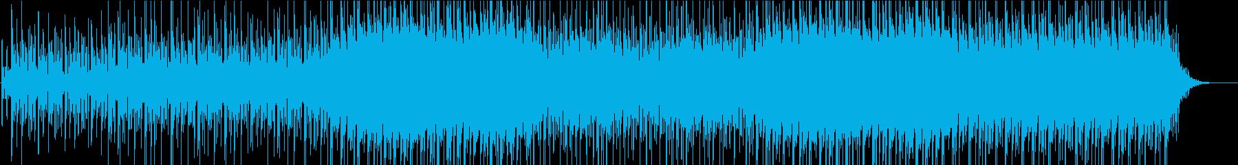 急成長する細胞の進化の再生済みの波形
