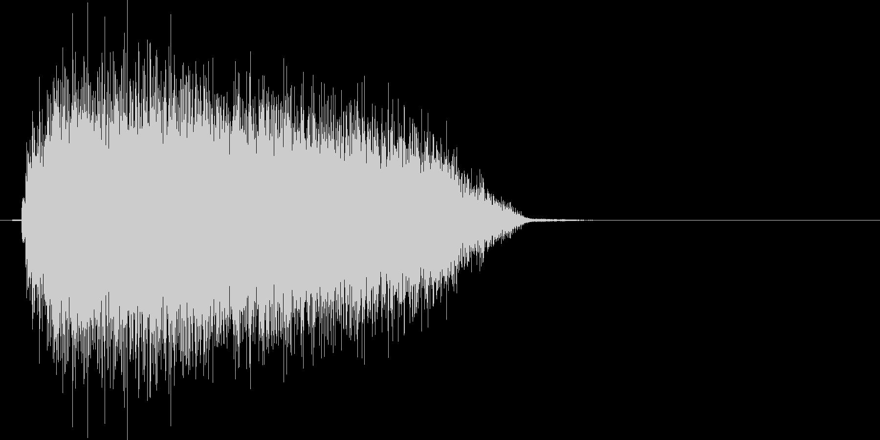 ウイーン(ロボット、モーター、動く)の未再生の波形