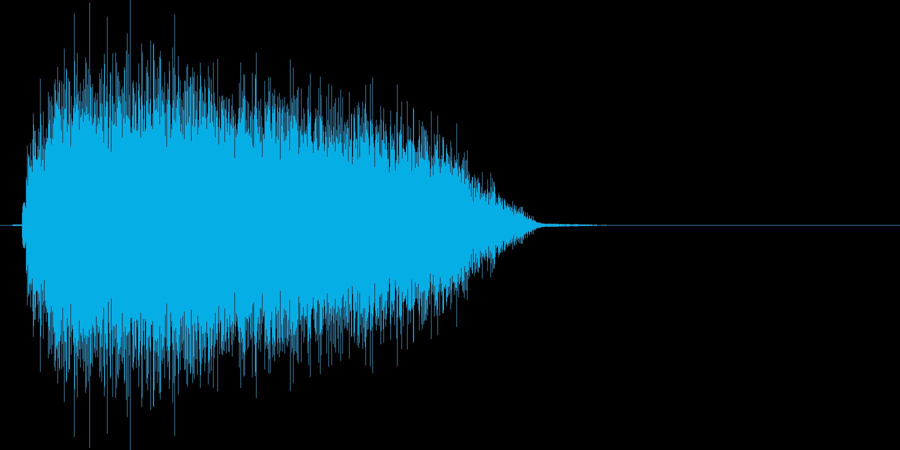 ウイーン(ロボット、モーター、動く)の再生済みの波形