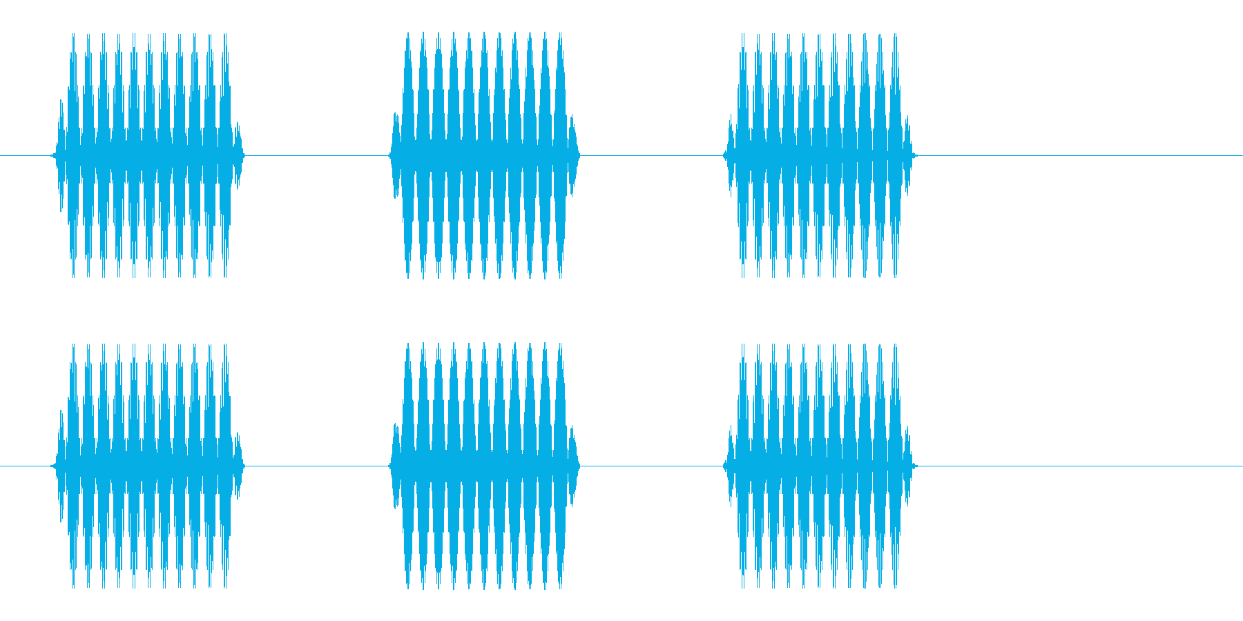 ポピポ (研究や医療に適した効果音)の再生済みの波形