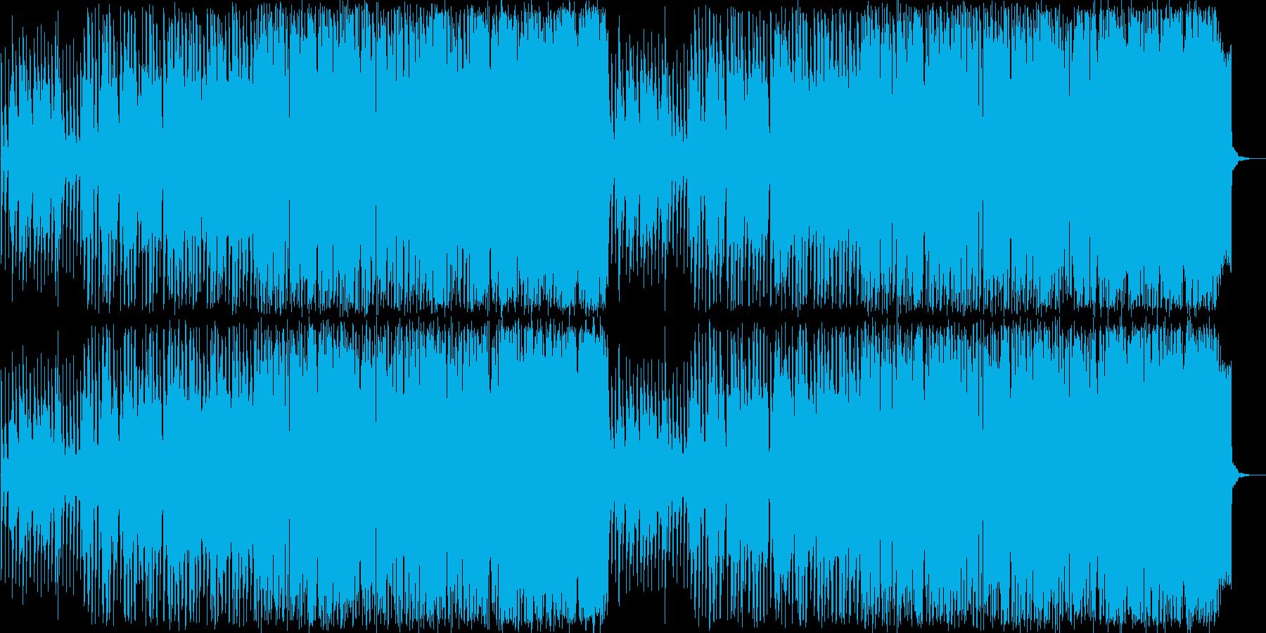 さわやかなApple的BGMの再生済みの波形