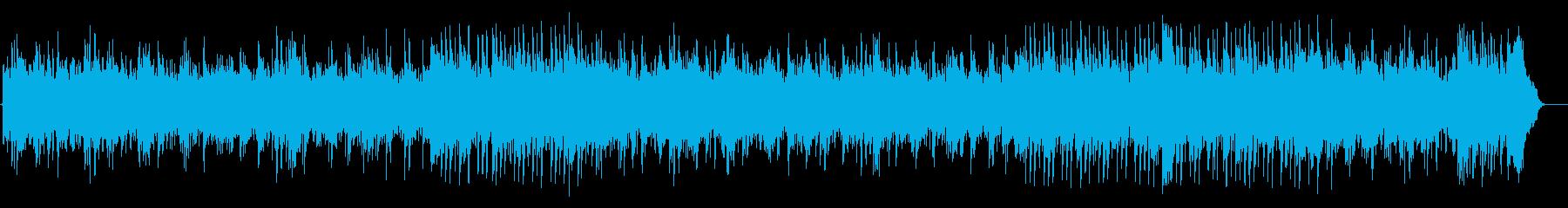 ドキュメント風ポップス(フルサイズ)の再生済みの波形
