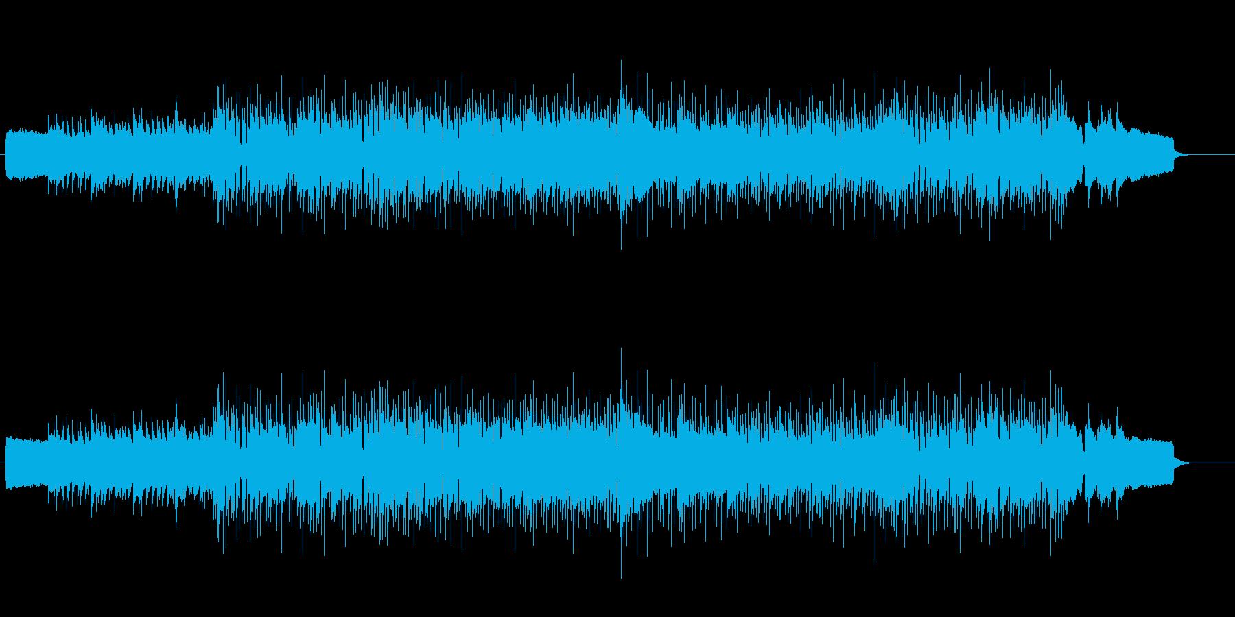 洗練されたアコースティック・ポップスの再生済みの波形