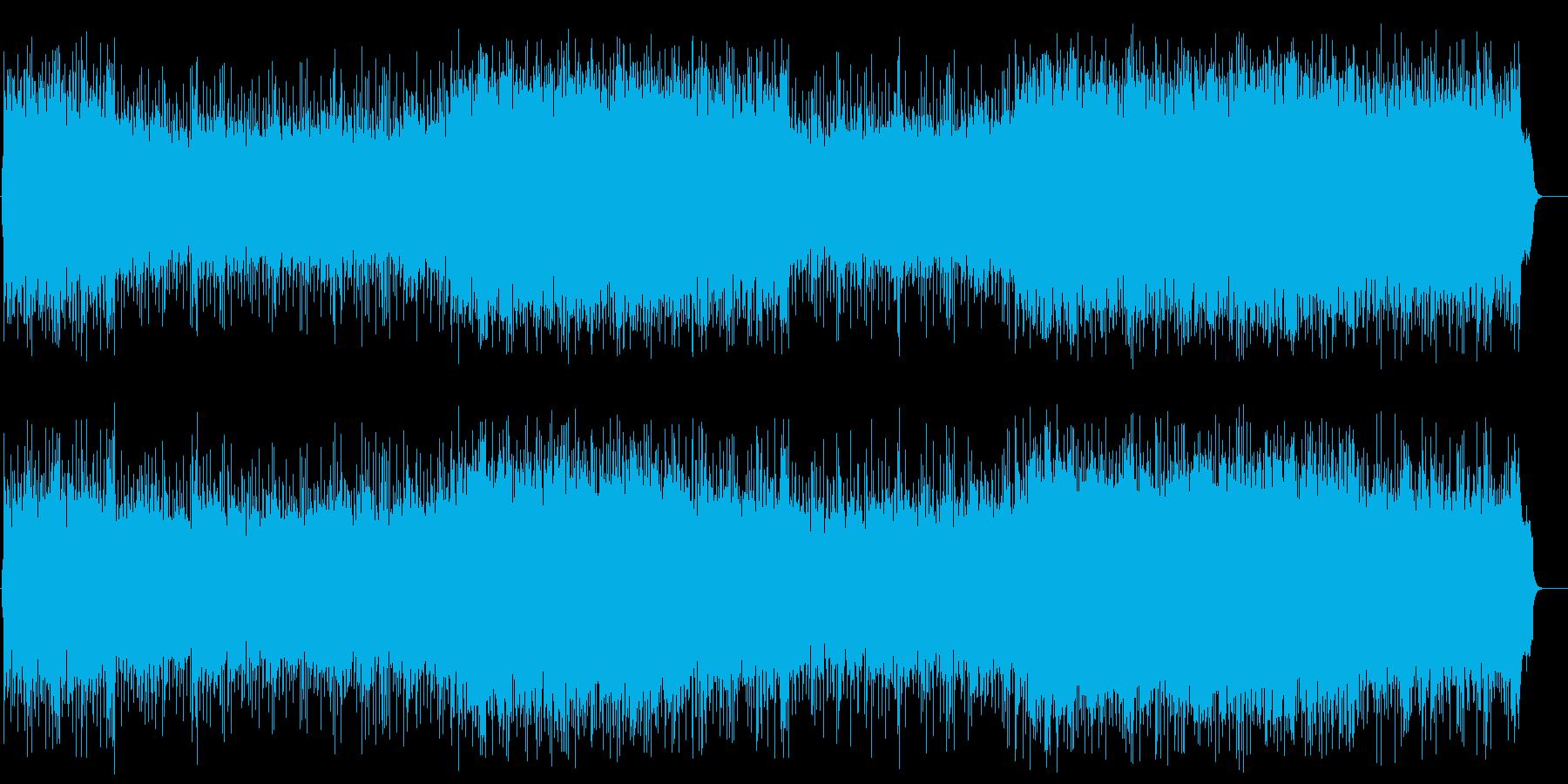 元気一杯なテーマポップス(フルサイズ)の再生済みの波形